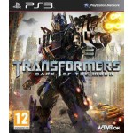 Transformers Dark of the Moon [PS3]