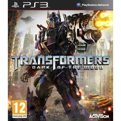 Transformers Dark of the Moon [PS3, английская версия]