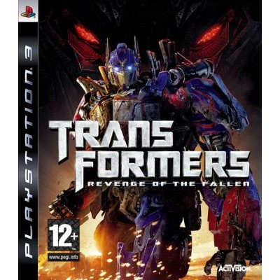 Transformers Revenge of the Fallen [PS3, английская версия]