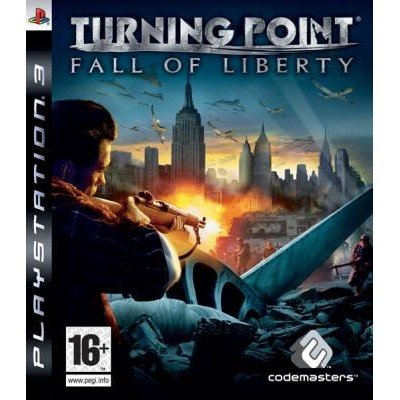 Turning Point Fall of Liberty [PS3, английская версия]