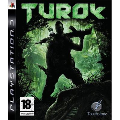 Турок [PS3, английская версия]