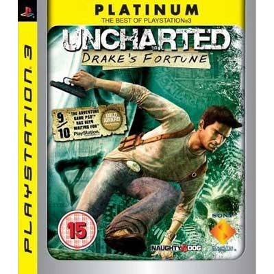 Uncharted Drakes Fortune [PS3, английская версия]