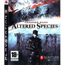 Vampire Rain - Altered Species [PS3]