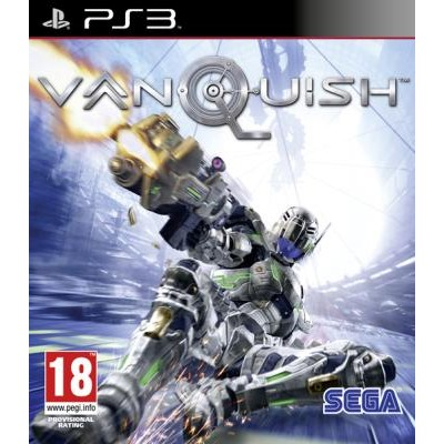 Vanquish [PS3, английская версия]