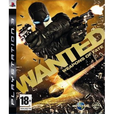 Wanted Weapons of Fate (Особо опасен) [PS3, английская версия]