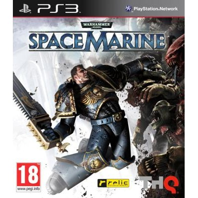 Warhammer 40 000 Space Marine [PS3, русская версия]