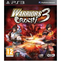 Warriors Orochi 3 [PS3]