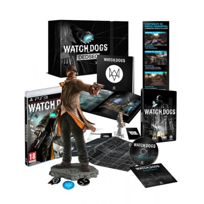 Watch Dogs DedSec Edition [PS3, русская версия]