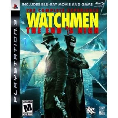 Watchmen The End is Nigh [PS3, английская версия]