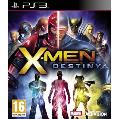 X-Men Destiny [PS3, английская версия]