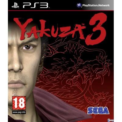 Yakuza 3 [PS3, английская версия]