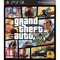 Grand Theft Auto V (GTA 5) [PS3]