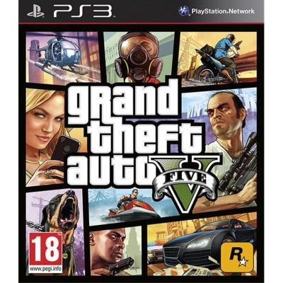 Grand Theft Auto V (GTA 5) [PS3, русские субтитры]