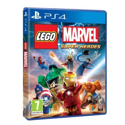 LEGO Marvel Super Heroes [PS4, английская версия]