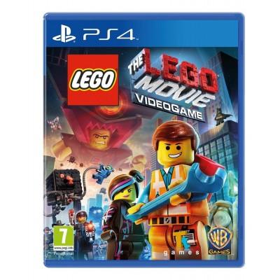 LEGO Movie Videogame [PS4, русские субтитры]