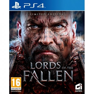 Lords of the Fallen [PS4, русские субтитры]