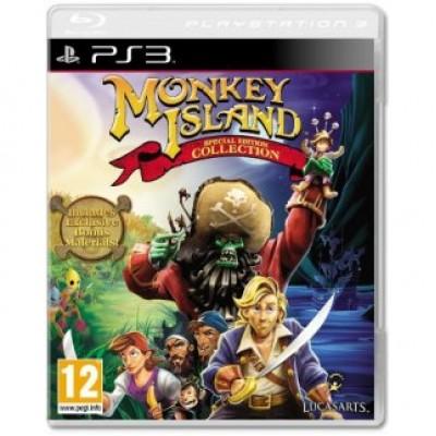 Monkey Island - Special Edition Collection [PS3, английская версия]