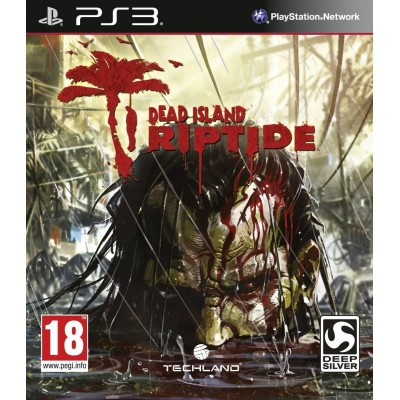 Dead Island Riptide [PS3, английская версия]
