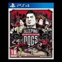 Sleeping Dogs [PS4, английская версия]