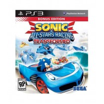 Sonic & All Stars Racing Transformed [РS3]