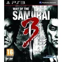 Way of the Samurai 3 [PS3]