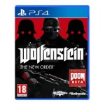 Wolfenstein The New Order [PS4]