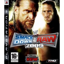 WWE SmackDown vs. RAW 2009 [PS3]